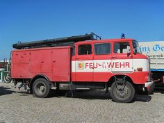 fire truck gdr | Recent Photos The Commons Getty Collection Galleries World Map App ...