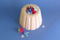 Paper Sculptures of Desserts, by Charlotte Smith