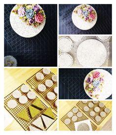 흑임자설기케이크,flowercake,cake,muffins!! #flowercake #ricecake #muffins #food #dessert #flowercake class