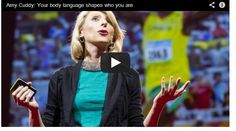 Pediatric Therapy Corner: TED Talk: Your Body Language Shapes Who You Are- Pinned by @PediaStaff – Please Visit  ht.ly/63sNt for all our pediatric therapy pins
