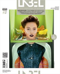 Justyna Faszcza for Label Magazine #2