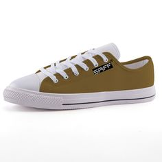 Full canvas double sided print with rounded toe construction. Lace-up closure for a snug fit. Metal eyelets for a classic look. Classic Looks, Snug Fit, Lace Up, Canvas, Sneakers, Shoes, Fashion, Classy Looks, Tela