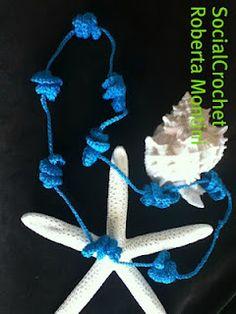 Le collane del Social Crochet