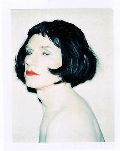 Andy Warhol, self-portrait, 1981