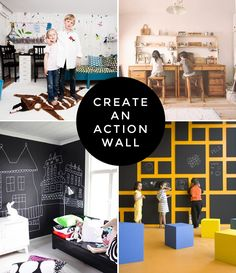 create an action wall