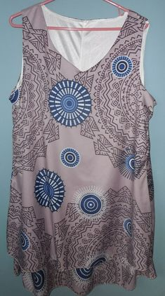 Ladies Bay Summer White Pure Cotton Floral Cut Out Ruffle Tunic Size 8 10 12 NEW