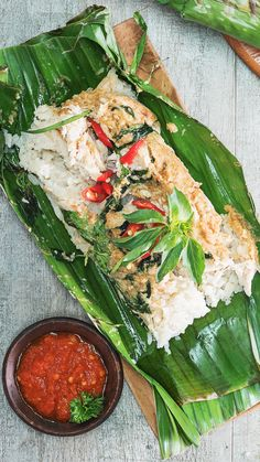 Nasi Bakar, Asian Recipes, Healthy Recipes, Diy Food, Food Hacks, Food Videos, Chicken Recipes, Easy Meals, Food And Drink