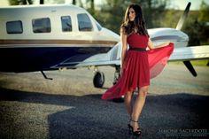 Fashion Flight Girl by Simone Di Luce on 500px