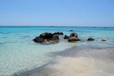 Greece, Elafonissi Beach