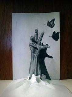 Ramon Bruin 3D Sketches