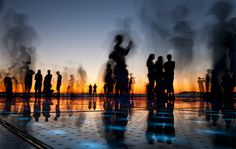 Pozdrav Suncu (The Greeting to the Sun, Zadar, Croatia) Croatian Coast, Nice Comments, Most Romantic Places, Artistic Installation, Places In Europe, Photoshop Cs5, Places Ive Been, City, Artwork