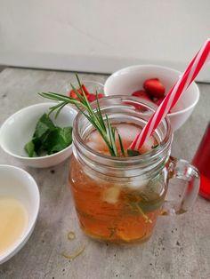 Dein Sommerdrink ganz ohne Zucker