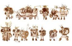 http://theconceptartblog.com/2011/08/28/o-portfolio-invejavel-de-tony-siruno/