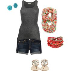 """Summer"" by nutmeg-326 on Polyvore"