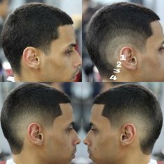 Haircut by stevetrujillo http://ift.tt/1Tuersk #menshair #menshairstyles…