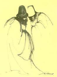 Sevmeye karınca yük, sevene filler karınca.Dağı bile taşır insan aşık olup, inanınca. Şems-i Tebrizi