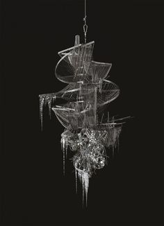 Lee Bul's Suspended Sculptures Are like a Science Fiction Fantasy | Hi-Fructose Magazine