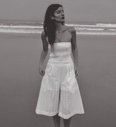 Get this look: http://lb.nu/look/7934450  More looks by Elle-May Leckenby: http://lb.nu/ellemay  Items in this look:  White Dress Jumpsuit   #artistic #bohemian #chic