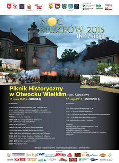 Noc Muzeów 16 Maja 2015 / Otwock Wielki / Piknik Historyczny