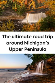 There's a reason that Michigan is such a popular destination for vacationers: It's got a little bit of something for everyone, from hiking trails to museums to beaches. It's also a stunningly gorgeous corner of the US, with dense woodland, sandy shoreline, stony cliffs, and loads of waterfalls.
