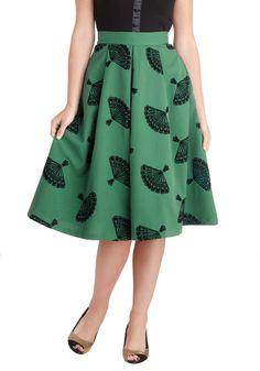 Bettie Page B. Jones Style Skirt | Mod Retro Vintage Skirts | ModCloth.com