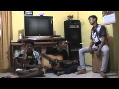tonton video band kami ---> patience ( GnR cover)- D'scarce band