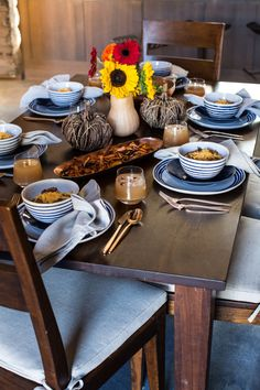 How to Host a Casual Fall Dinner Party