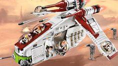 Star Wars 75021 Republic Gunship™ (Республиканский истребитель)