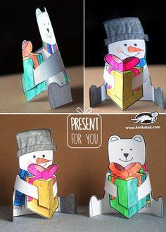 PRESENT FOR YOU | krokotak