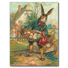 =>Sale on          Vintage Easter Bunny Postcard           Vintage Easter Bunny Postcard lowest price for you. In addition you can compare price with another store and read helpful reviews. BuyHow to          Vintage Easter Bunny Postcard Review from Associated Store with this Deal...Cleck See More >>> http://www.zazzle.com/vintage_easter_bunny_postcard-239096594083687596?rf=238627982471231924&zbar=1&tc=terrest