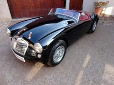 Mg six mark 1932 vehicles with a soul pinterest for Red barn motors austin
