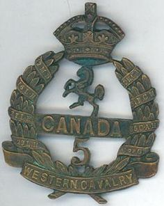 5th Battalion, CEF www.canadiansoldiers.com  Organized: 6 August 1914 Initial Strength: 1,095 Service: Component of the 2nd Infantry Brigade, 1st Canadian Division in France and Flanders. Disbanded: G.O. 149/1920 eff 15 September 1920 Perpetuated by: The Royal Hamilton Light Infantry (Wentworth Regiment) Canadian Army, Canadian History, Canada Country, Afghanistan War, Military Insignia, True North, Military Uniforms, World War One, Armed Forces