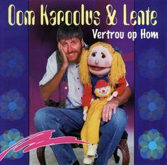 Oom Karoolus en Lente - Vertrou op Hom! CD
