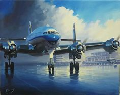 WT Live // Best posts for the past week Civil Aviation, Aviation Art, Airplane Photography, Passenger Aircraft, Aircraft Painting, Airplane Art, Vintage Airplanes, Commercial Aircraft, Aircraft Design