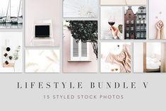 Lifestyle Photo Bundle 5 - Social Media