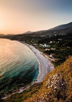 Greece - Kefalonia: Lourdata Beach by John & Tina Reid, via Flickr