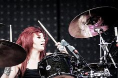 Jen Ledger // Skillet