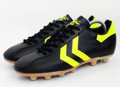 a8a802948 Original Hummel Rudiger Abramczik Football Boots manufactured in West  Germany back in