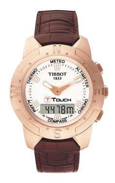Cheap Tissot Tissot T Touch Mens Watch T71844511