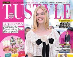 Tustyle è in edicola con Elle Fanning! | Tu Style