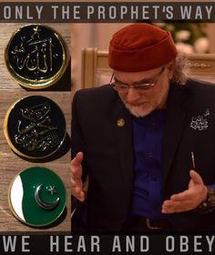 """بازو ترا توحید کی قوّت سے قوی ہے اسلام ترا دیس ہے، تُو مصطفوی ہے نظّارۂ دیرینہ زمانے کو دِکھا دے اے مصطفَوی خاک میں اس بُت کو ملا دے! Allama sb named Millat e Islamia """" Mustafavi"""" And so is the name of the Badge ❤️ Only the Prophet's ﷺ Way , We Hear & Obey ! Dear Fellows قُل ! Say ! بوليں ! صلی الله علیه وسلم ! #Saariyas #Mustafavi #Millet #RiseoftheCrescents بازو ترا توحید کی قوّت سے قوی ہے اسلام ترا دیس ہے، تُو مصطفوی ہے نظّارۂ دیرینہ زمانے کو دِکھا دے اے مصطفَوی خاک میں اس بُت Lapel Pins, Meant To Be, Badge, The Originals, Gifts, Presents, Favors, Badges, Gift"""