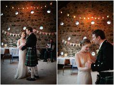 Relaxed, Rustic Barn Wedding In Northern Ireland