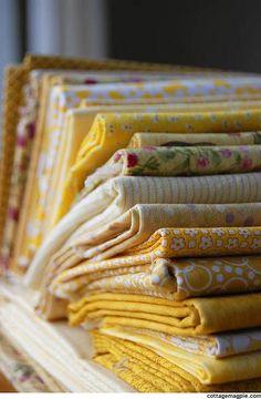 yellow fabrics www.askdrannika.com #textiles