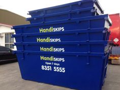 Looking for cheap skip bin hire & waste removal in Glengowrie? Handiskip SA is your source for local, reliable, professional and affordable skip hire in Glengowrie. Call Lisa now on: 8351 We are OPEN 7 days a week! Waste Removal, What You Can Do, Lisa, How To Remove, Day