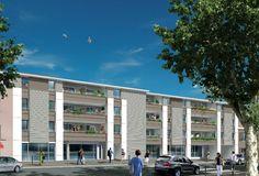 Située sur les hauteurs de Marseille, au cœur du noyau villageois du quartier de la Viste. Rythmé par de grands balcons, terrasses et jardins privatifs, ce nouveau programme vous proposera des appartements lumineux, de 2 pièces et 3 pièces ainsi que 8 maisons de ville de 2, 3 et 4 pièces. http://www.zipimmobilier.com/pgm/13/bouches-du-rhone/marseille/155.html