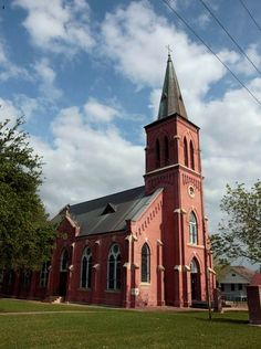 St. Mary's was built in 1906.