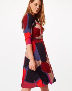 Phase Eight Aliza Dress Multi