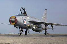 XP737 Lightning F3 226 Operational Conversion Unit, RAF Coltishall. by Stuart Freer - Touchdown Aviation, via Flickr