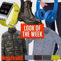 Look of the week, 11.11.13