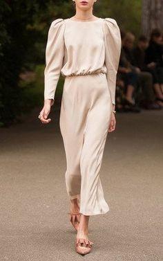 Long Sleeve Midi Dress by Lake Studio